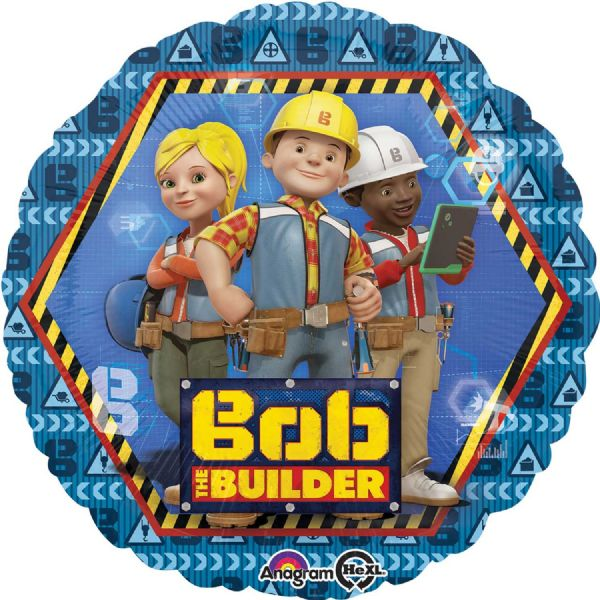Bob the Builder Standard Foil Balloon